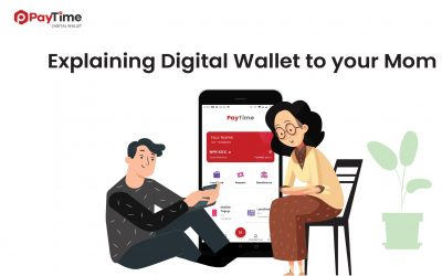 Explaining Digital Wallet to your Mom